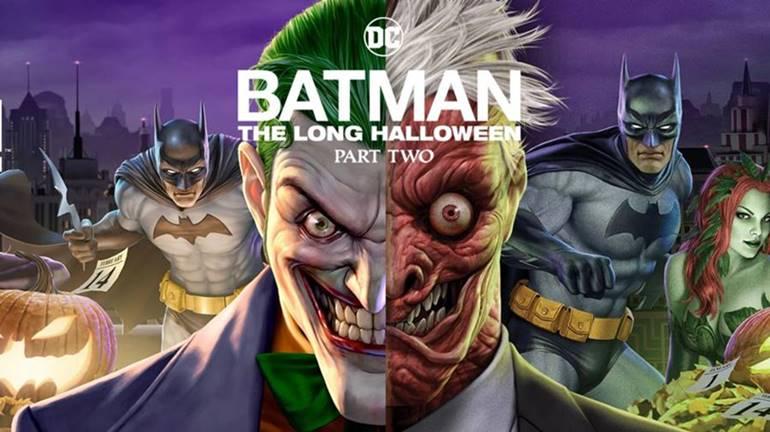 ดูหนัง Batman The Long Halloween Part Two (2021)